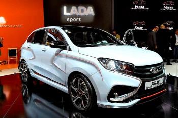 Автоваза назвал сроки выхода Lada XRAY Sport