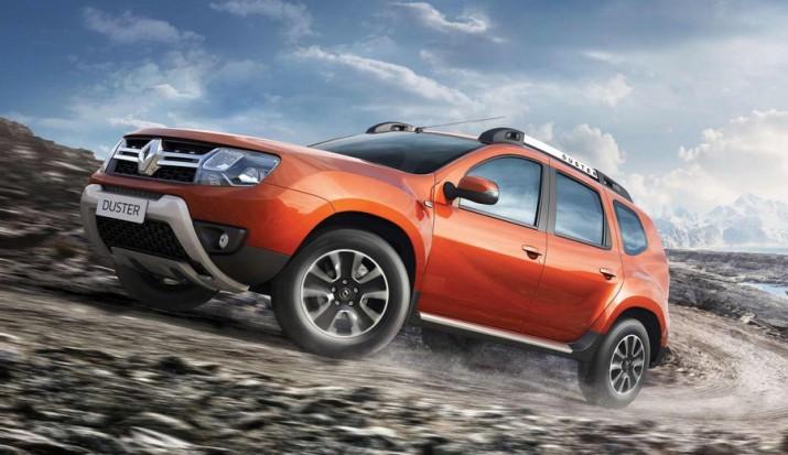 Renault Duster стал самым популярным автомобилем европейских брендов в России