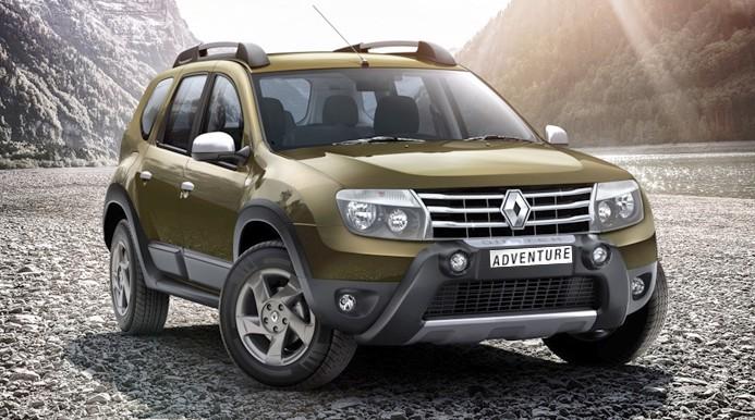 Renault возродит версию Duster Adventure