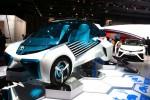 Toyota FCV Plus Concept Фото 01