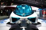 Toyota FCV Plus Concept Фото 06
