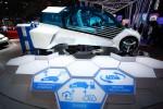 Toyota FCV Plus Concept Фото 09