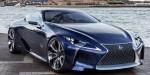 2017 году в Россию приедет новое спорт-купе Lexus LC 5003