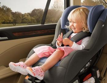 ПДД появятся поправки относительно перевозки детей в автомобилях