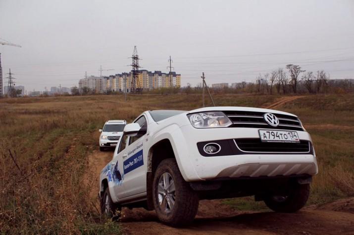 тест-драйв Волга Раст - Фото 4