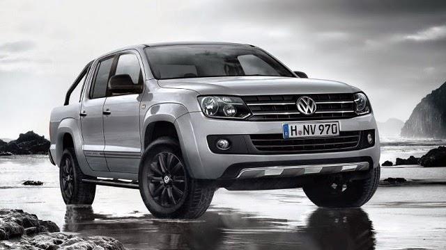 Volkswagen Amarok 2016 доступен для покупки в России