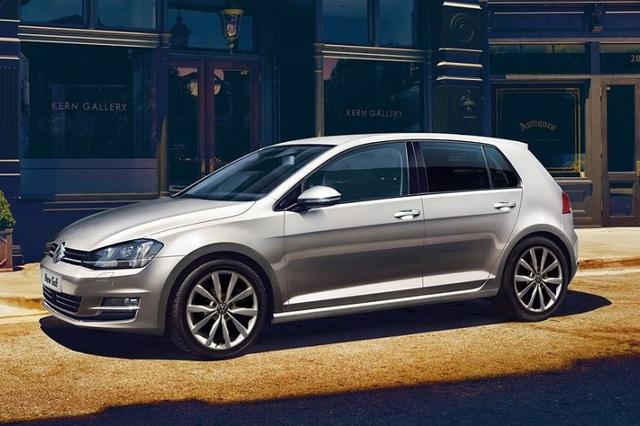 Volkswagen Golf нового поколения представят в ноябре