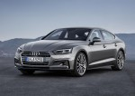 Audi A5 Sportback 2017 01