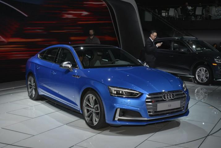 Audi A5 Sportback 2017 22