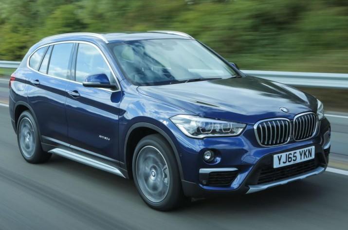BMW X1 второго поколения начали производить в Калининграде
