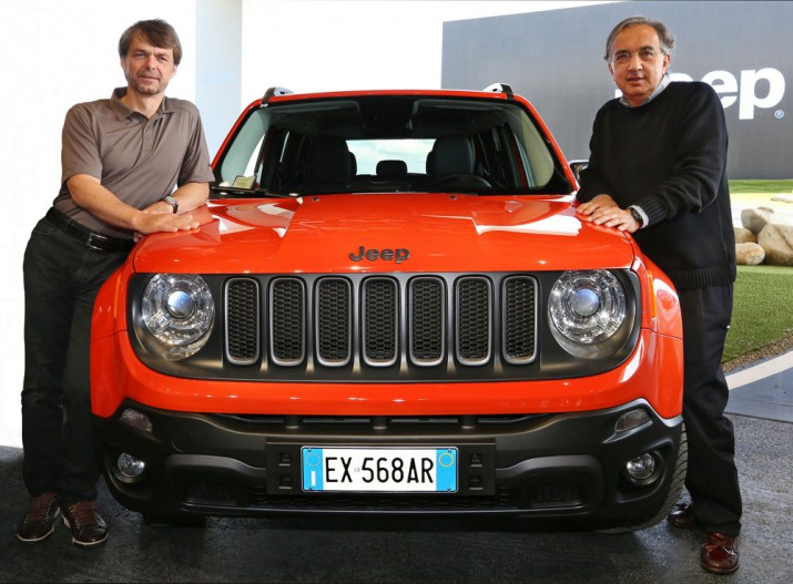 Fiat Chrysler Automobiles Серджио Маркионне фото 2