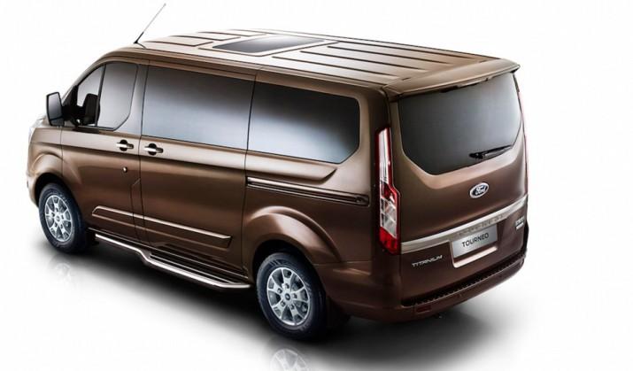 Ford расширит российскую линейку коммерческих атвомобилей в 2017 году