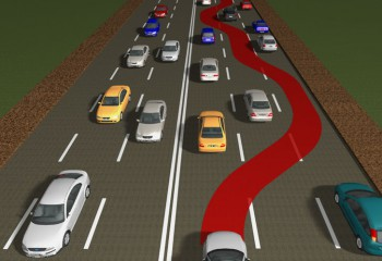 приняла на рассмотрение закон о наказании за опасное вождение