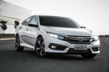 Honda Civic 2017 получит турбомотор и новую платформу