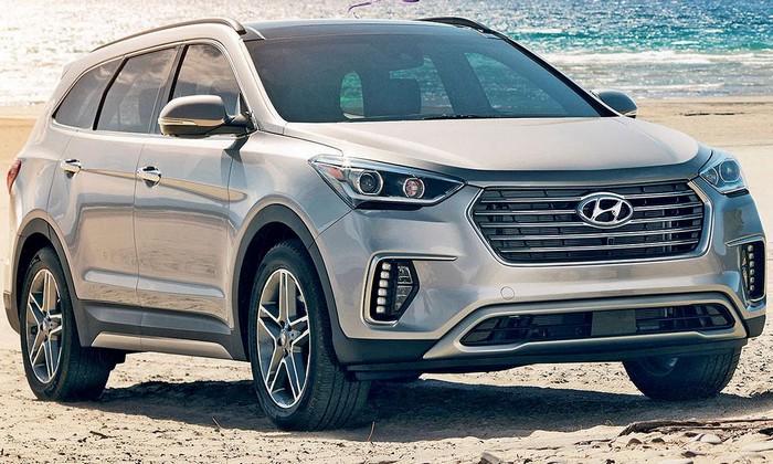 Hyudnai расширить свою SUV-линейку тремя новинками