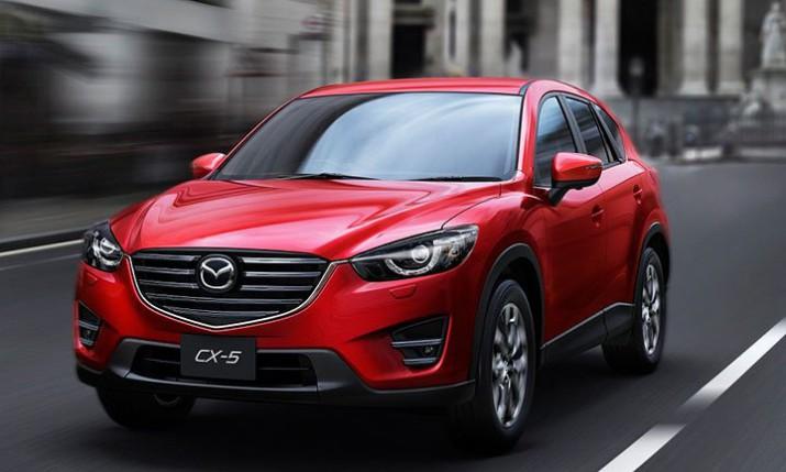 первые подробности о новой генерации Mazda CX-5