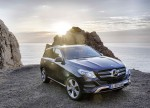 Mercedes-Benz GLE 02 2016