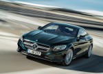 Mercedes Benz S-Class Coupe 20154