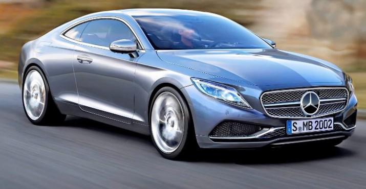Mercedes покажет новый E-Class Coupe в январе следующего года
