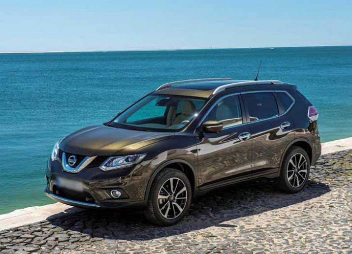 Nissan X-Trail 2017 обзавелся новым мотором и опциями