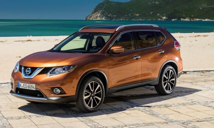 Nissan разрабатывает выскокотехнологичную версию X-Trail для домашнего рынка