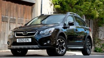 кроссовер Subaru XV приедет в Россию в 2017 году
