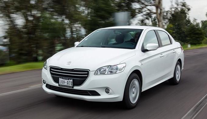 Peugeot (Пежо) обновил седан 301