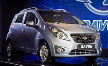 Ravon поднял цены на всю модельную линейку в России