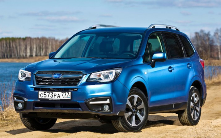 Subaru Forester стал бестселлером российских продаж бренда