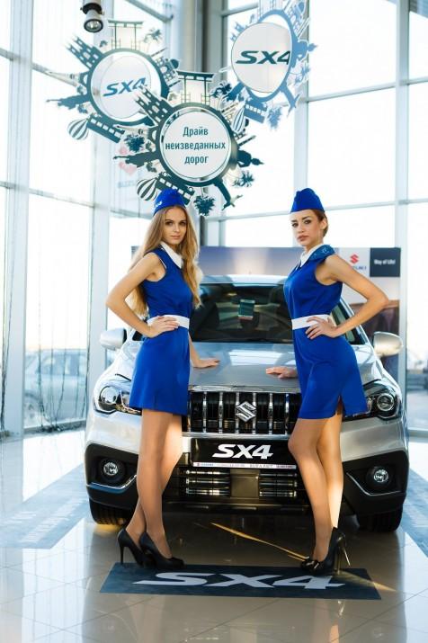 Suzuki SX4 2016 в Волгограде 18
