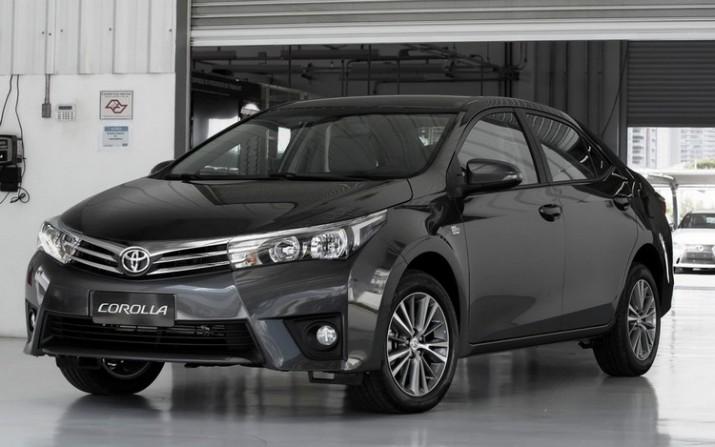Toyota Corolla продолжает удерживать мировое лидерство