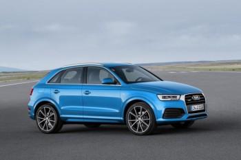 Audi озвучили стоимость на обновленный кроссовер Q3 для России