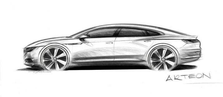 Volkswagen Arteon Fastback