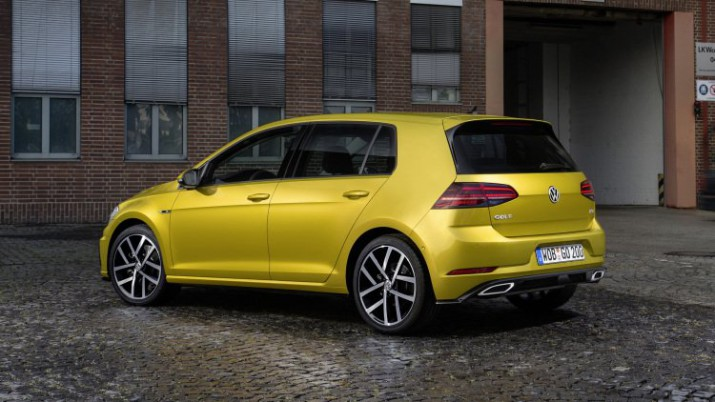 Volkswagen Golf 2018 фото 2