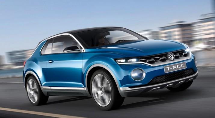 Volkswagen назвал даты презентации нового компактного кроссовера