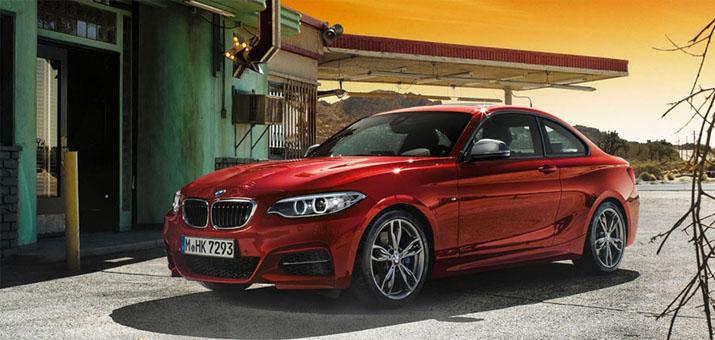BMW 2 серии  в Волгограде