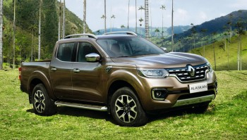 Renault Alaskan 2017 фото 04