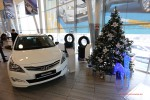 Hyundai Новый год 2017 Фото 13