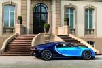 Bugatti Chiron 2017 фото 06