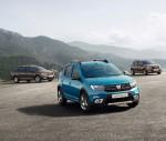Dacia logan и sandero 2017 фото 01