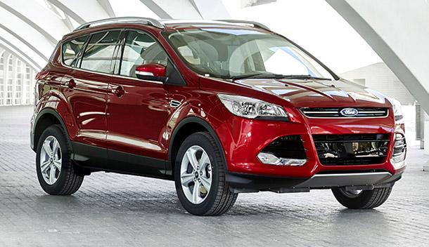 Ford Kuga российской сборки доступен для предзаказа