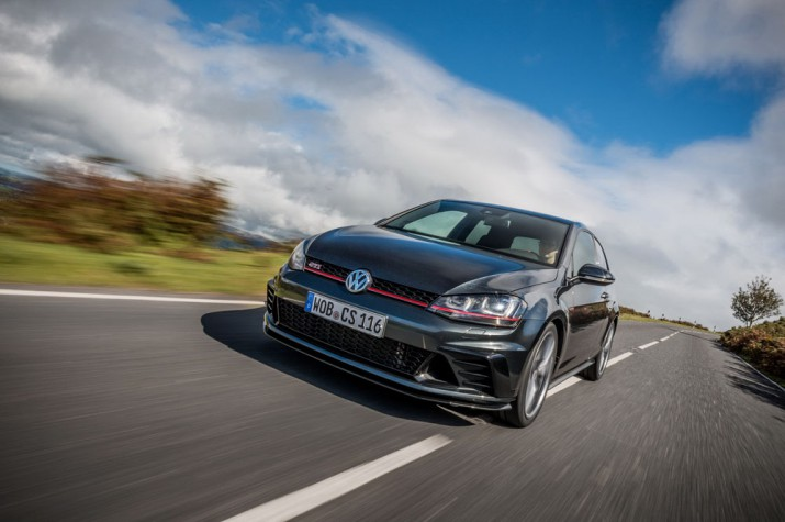 Golf GTI Clubsport Edition 40 Фото 09