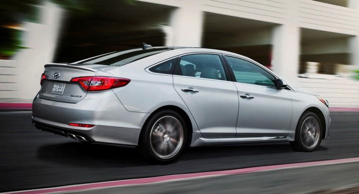 Hyundai привезёт в Россию три новых седана и хэтчбэк