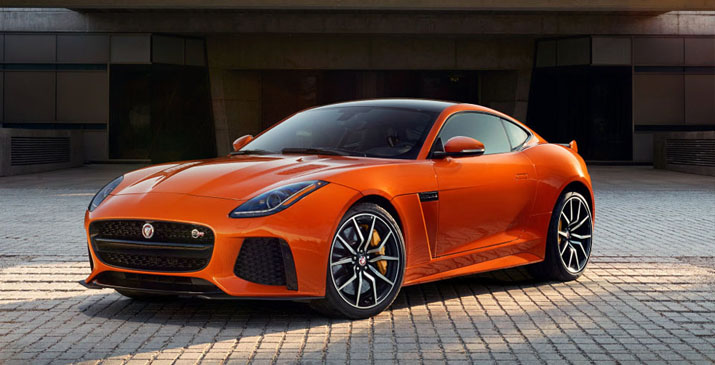 Jaguar F-Type в Волгограде