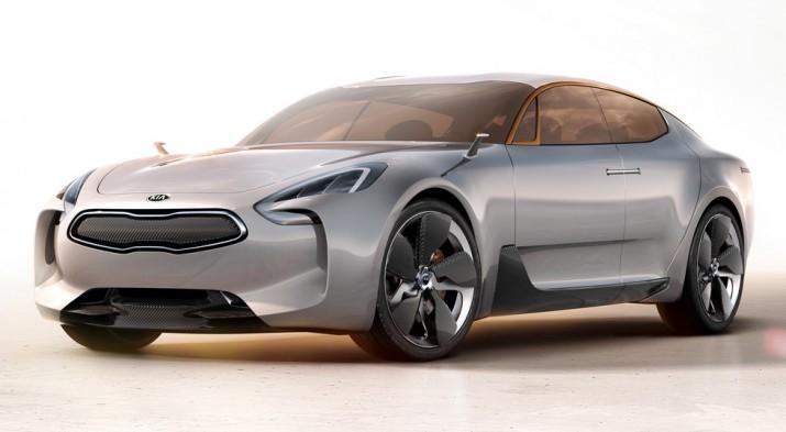KIA готовится выпустить новый премиальный автомобиль