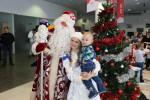 Новогодний детский праздник в Kia Арконт на Спартановке