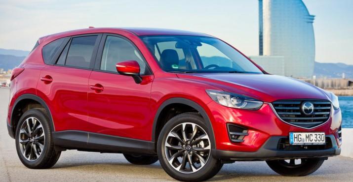 Mazda CX-5 доступна для предзаказа на домашнем рынке