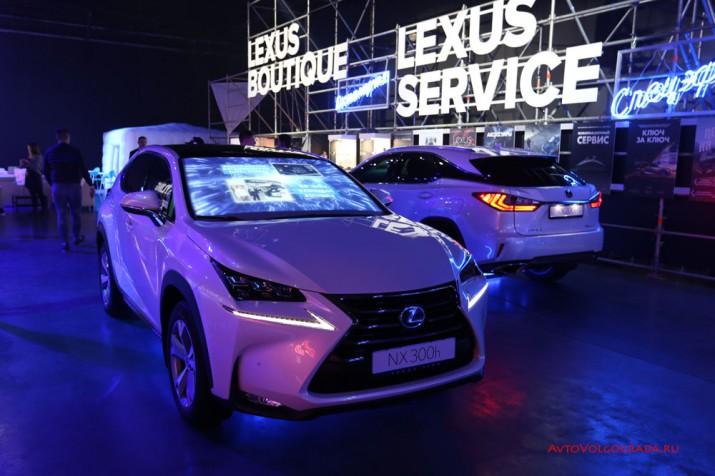 Lexus Live 2016 Москва Фото 009