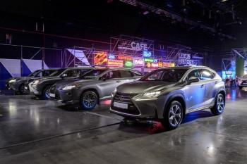 Lexus Live 2016 Москва Фото 048
