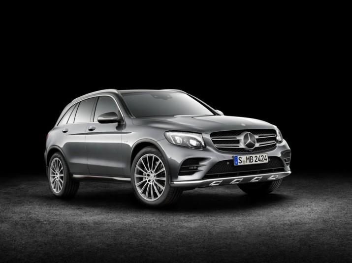 Mercedes-Benz GLC 2016 Фото 01